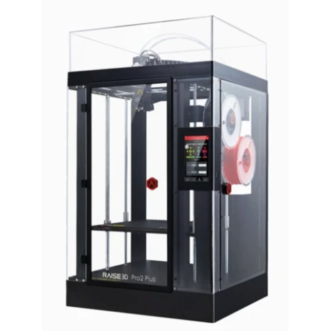 Raise3D Pro2 Plus Dual Extruder Large Format 3D Printer