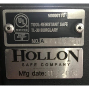Hollon Safe TL-30 MJ Series Safe MJ-5824C