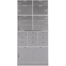 Load image into Gallery viewer, Socal Safe TLX Modular Teller Lockers TLX-6