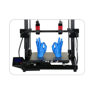 Formbot VIVEDINO T-Rex 3+ 700MM Big Size IDEX 3D Printer T-Rex3+700MM