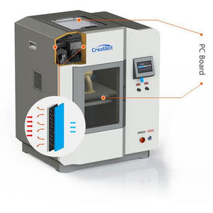 Creatbot PEEK-300 Ultra High Performance 3D Printer