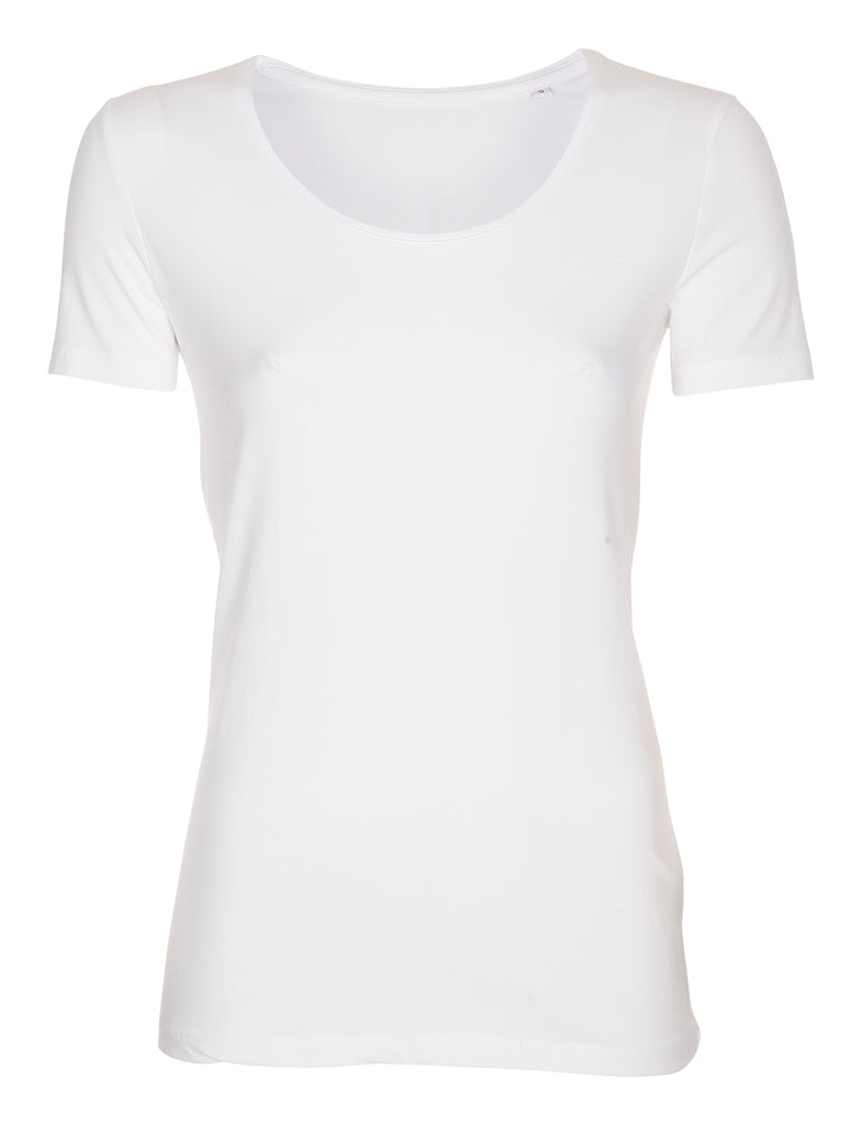 Lady Shape Tee Brand Yourself