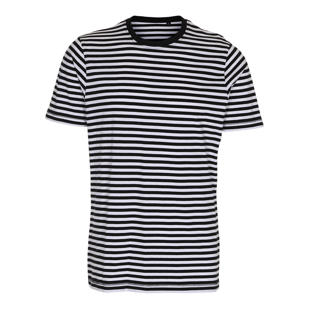 Striped Tee Label Free