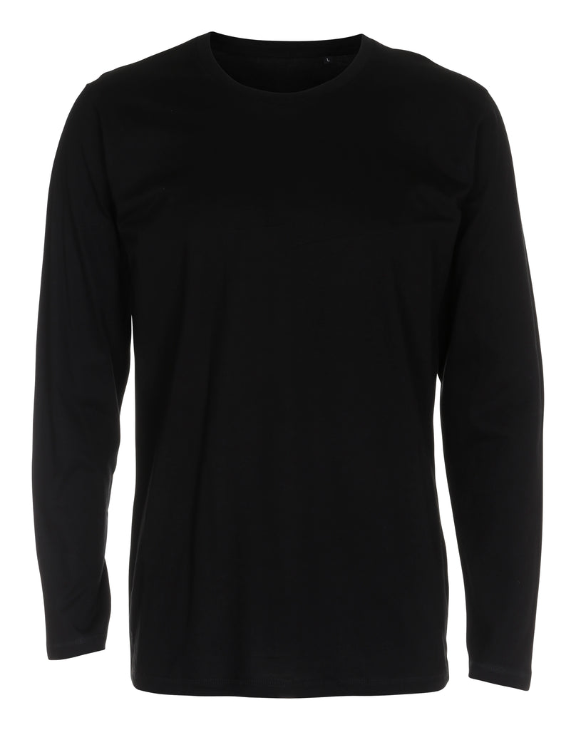 Mens Tee LS Label Free