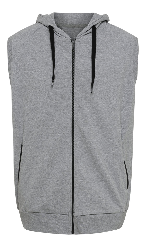 Sport Hooded Zip SL Label Free