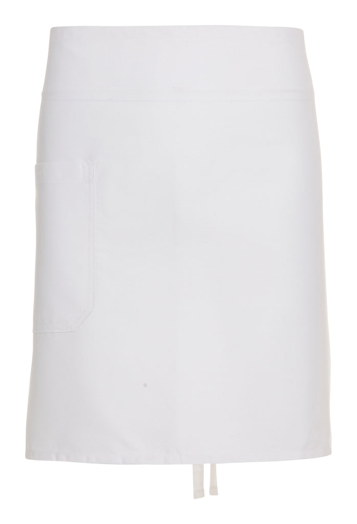 Café Apron Short Label Free