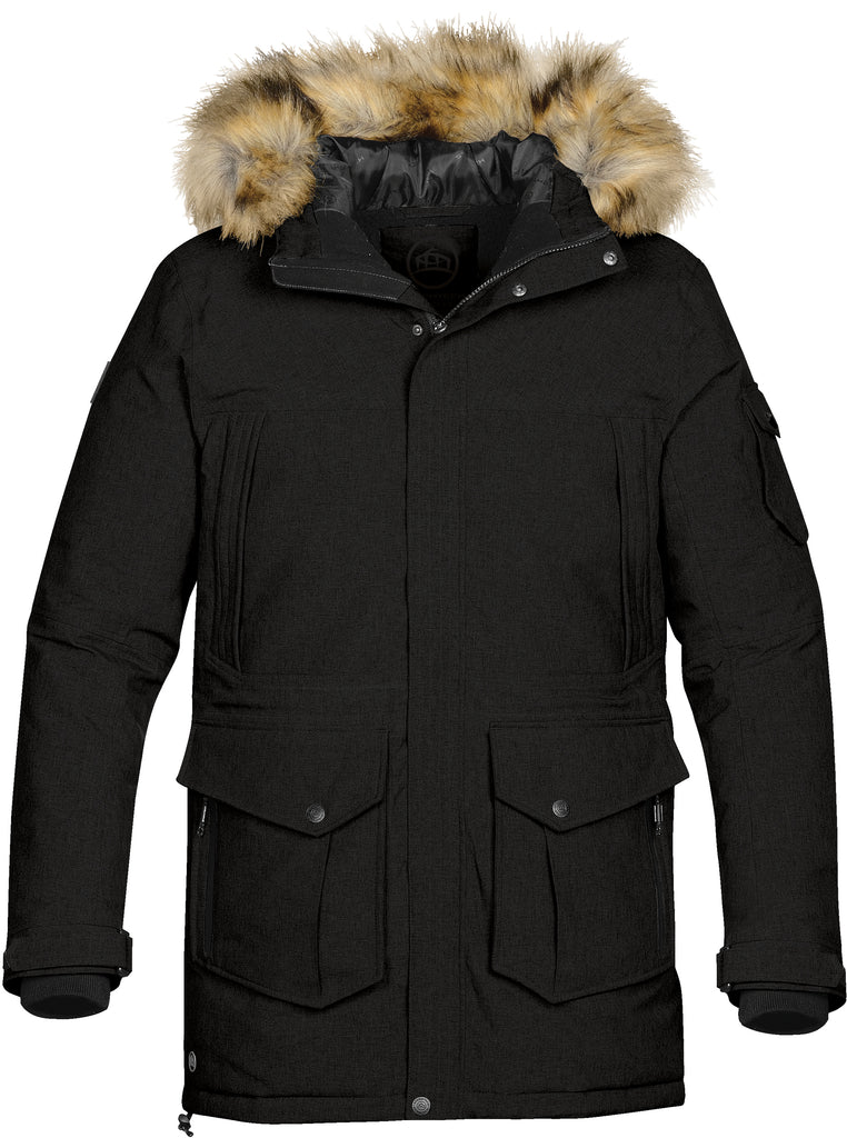 Expedition Parka Herre