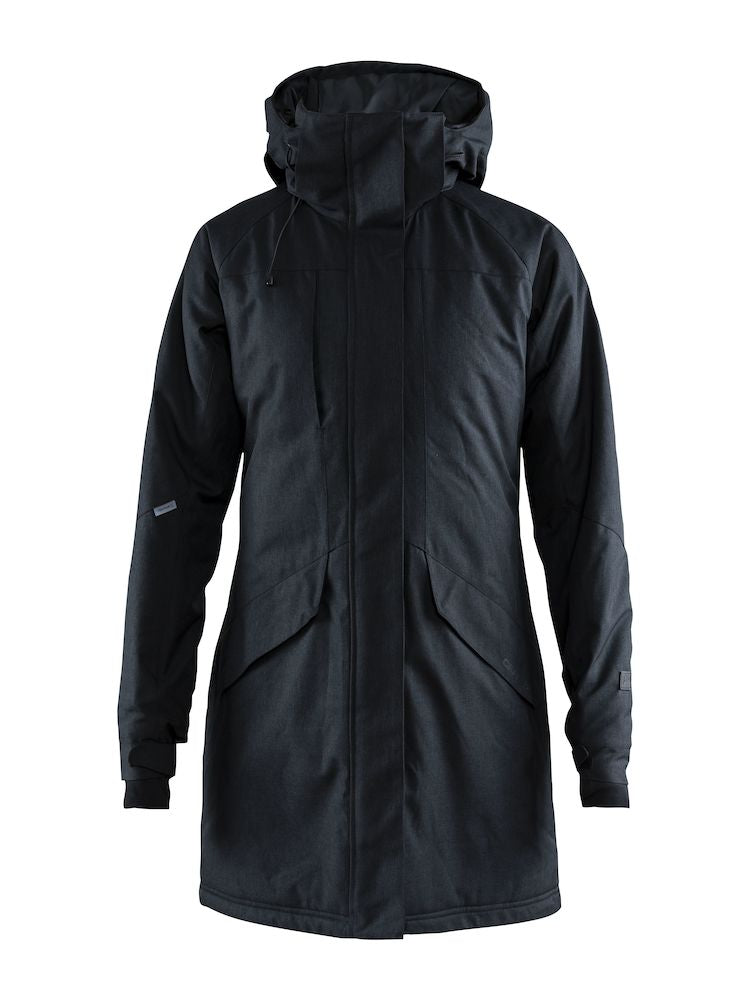 Mountain padded parkas W