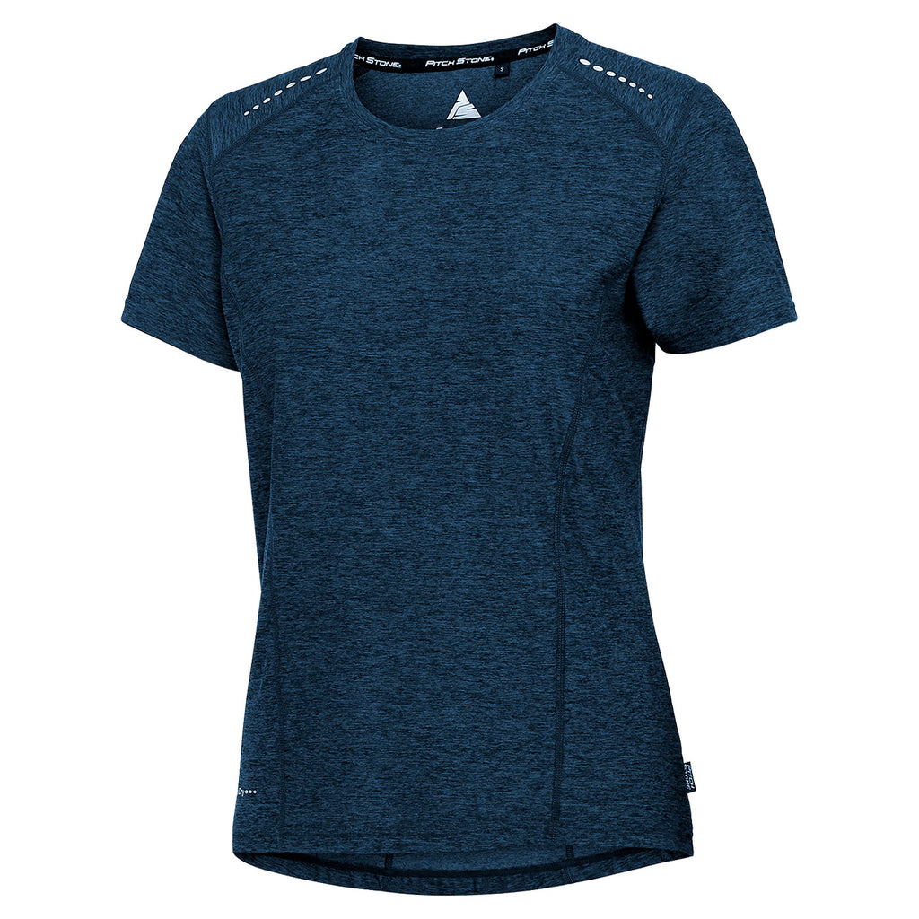Melange Running Tee Ladies