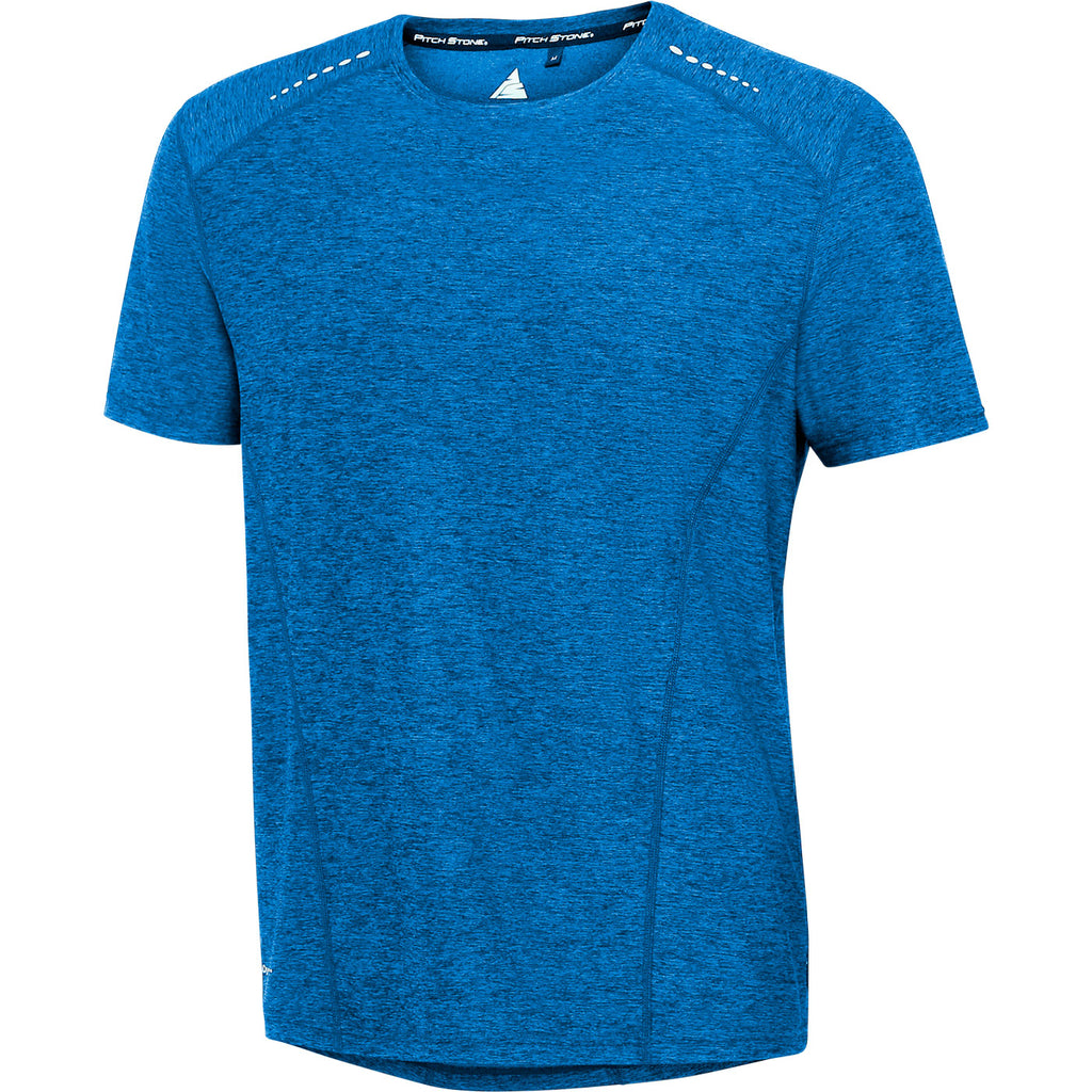 Melange Running Tee Men