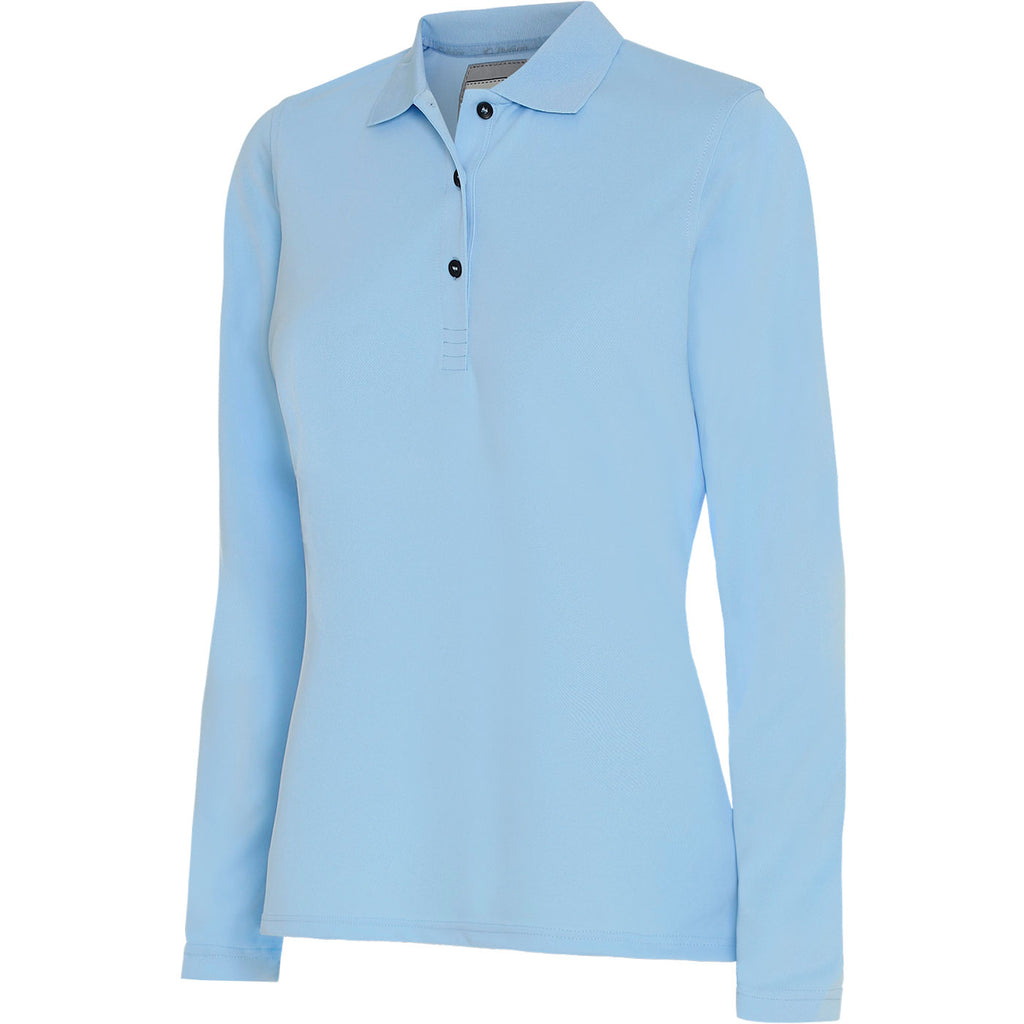 Polo Shirt LS ladies
