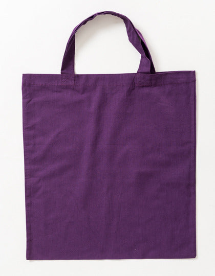 Cotton bag, short handles
