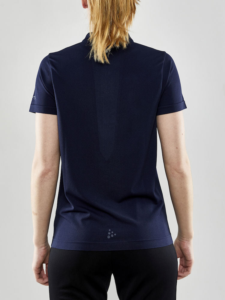 ADV Seamless Polo Shirt W