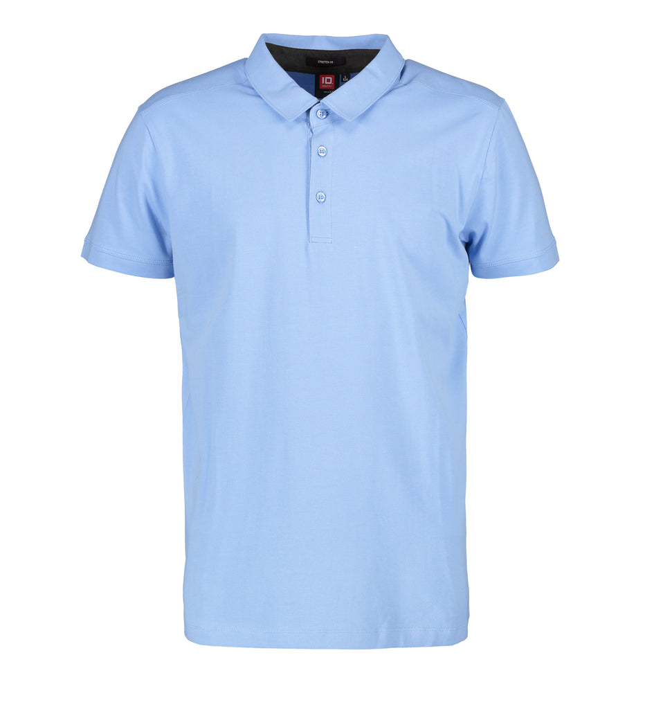 Business herre polo | stretch