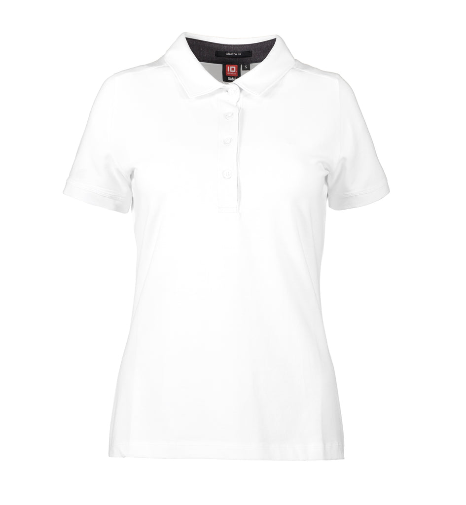 Business dame polo | stretch