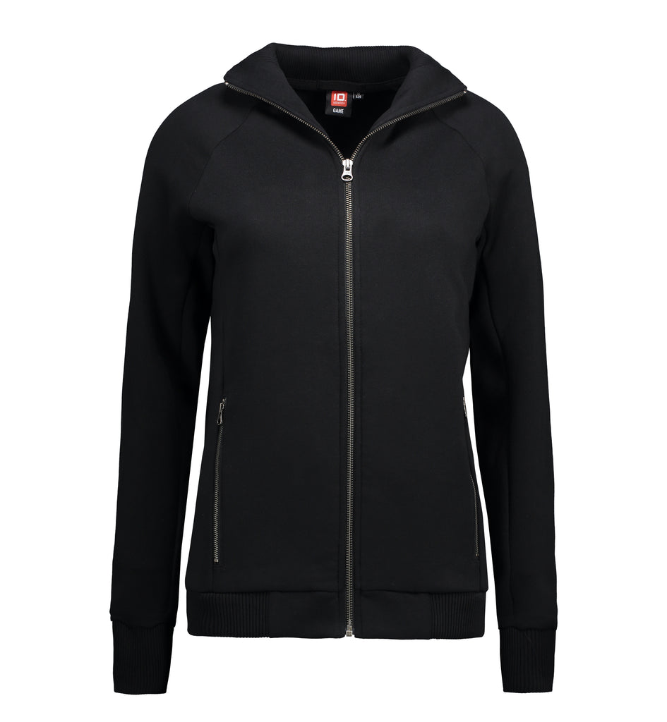 Full zip sweat | dame