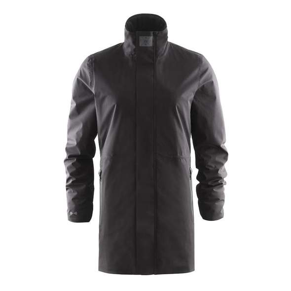 J.H&F Technical City Coat Women