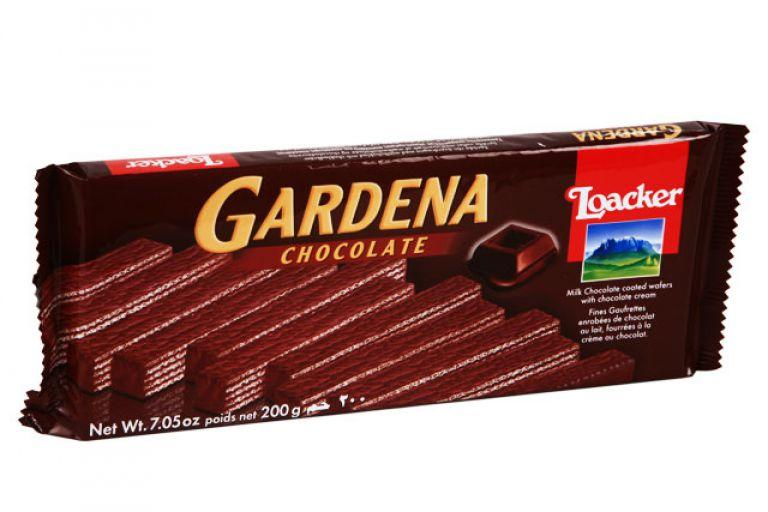 Loacker Gardena Chocolate 200g