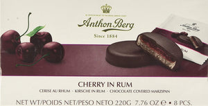 Anthon Berg Cherry in Rum 12pc 220g