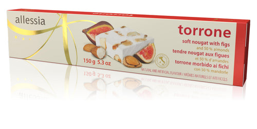 Allessia Torrone Soft Fig 150g