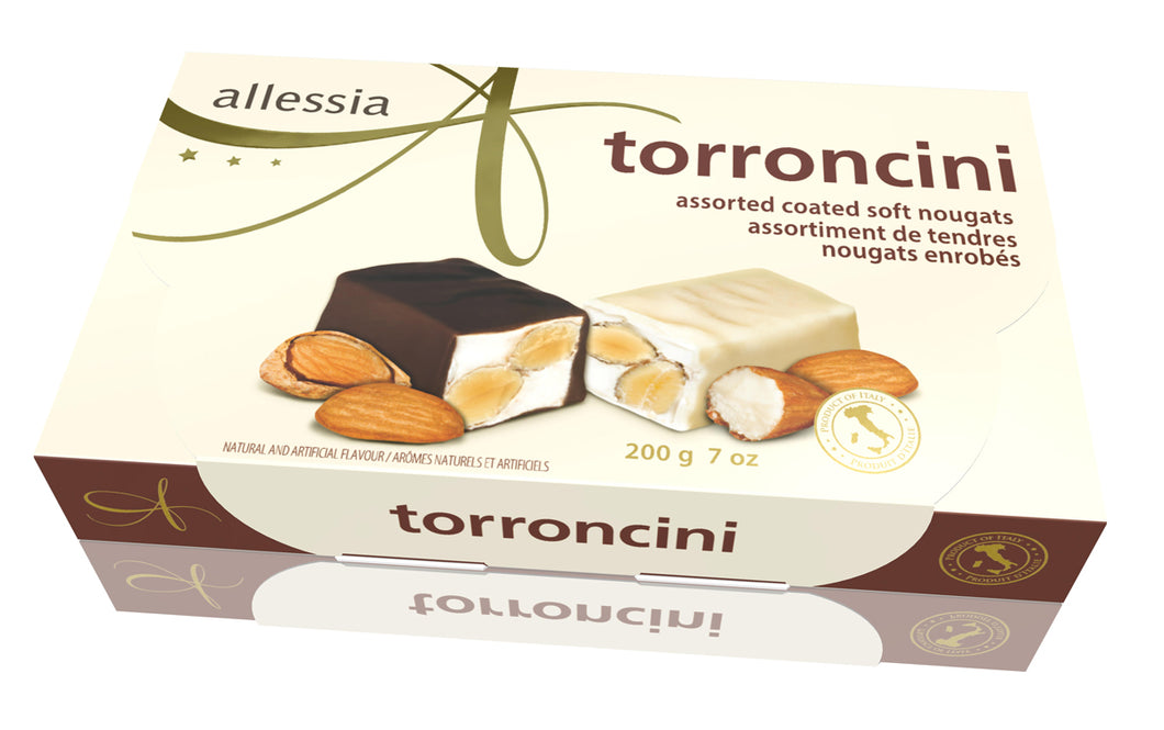Allessia Torroncini Soft Assorted 200g