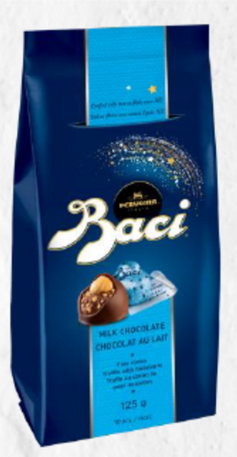 Baci  Bag Milk 125g