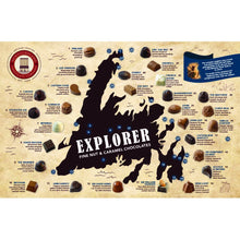 Load image into Gallery viewer, Newfoundland CC Explorer Series Nut-Centred Chocolates (15 pc per box)