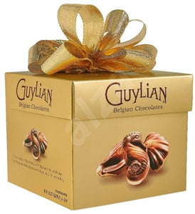 Guylian Sea Shells Luxe Cube Box 195g