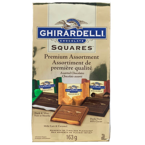 Ghirardelli Assorted Bag 163g