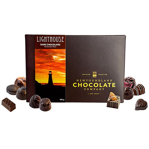Newfoundland CC Lighthouse Series Boxed Chocolate