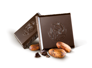 Leonidas Dark Chocolate Cocoa Nibs Tablet 100g