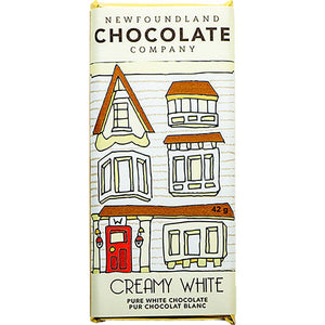 Newfoundland CC Row House Bar  White Chocolate