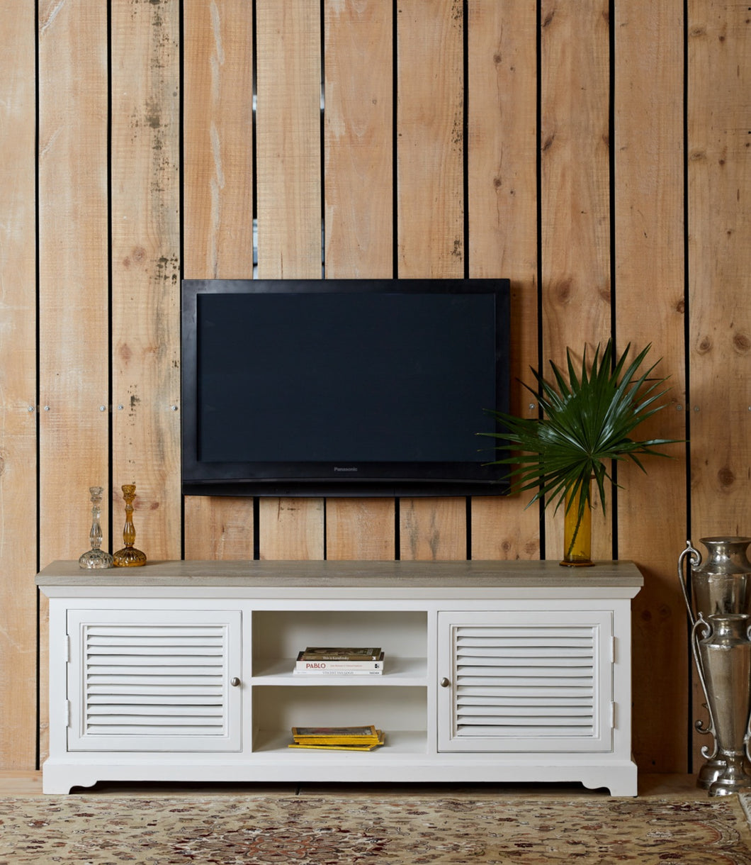 Louvre TV Unit