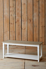 Load image into Gallery viewer, Cara Wooden Bench