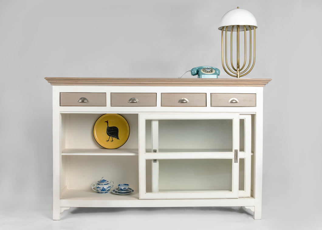 Martha Buffet Cabinet