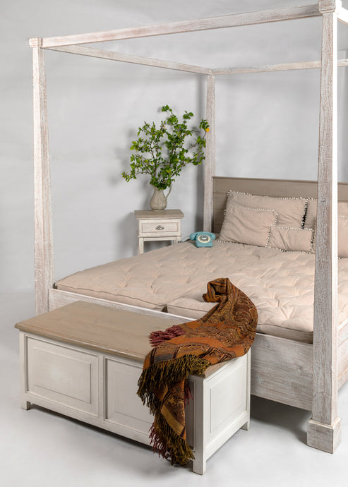 Dmitri Four-Poster Bed