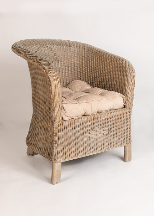 Carla Wicker Chair
