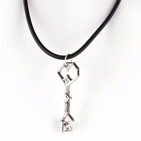 Hobbit Dwarf Erebor Key Style Necklace