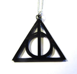 Harry Potter Style Deathly Hallows Symbol