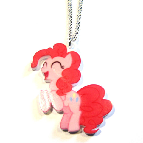 Pinkie Pie - My Little Pony Style Pendant