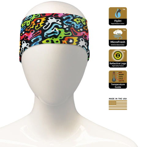 American Graffitti Headband