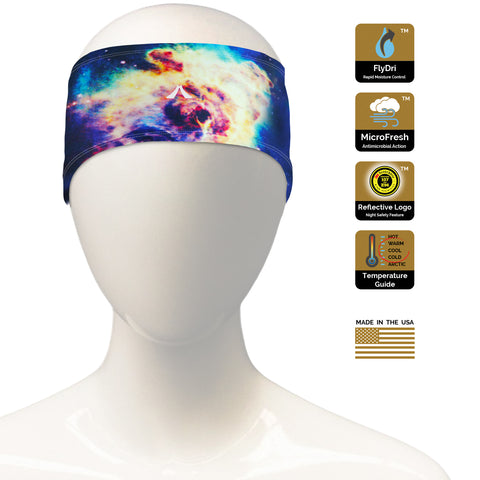 Eagle Nebula Headband