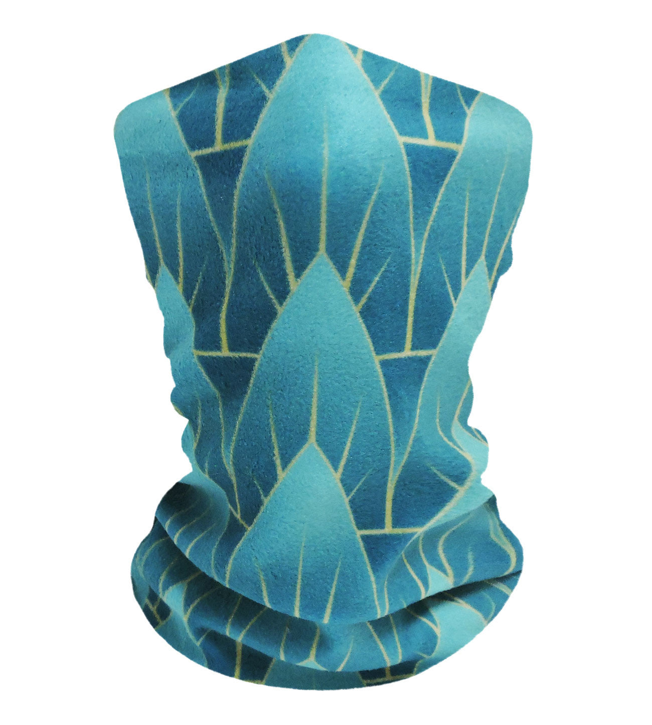 Deco Arches Aqua Neckwarmer