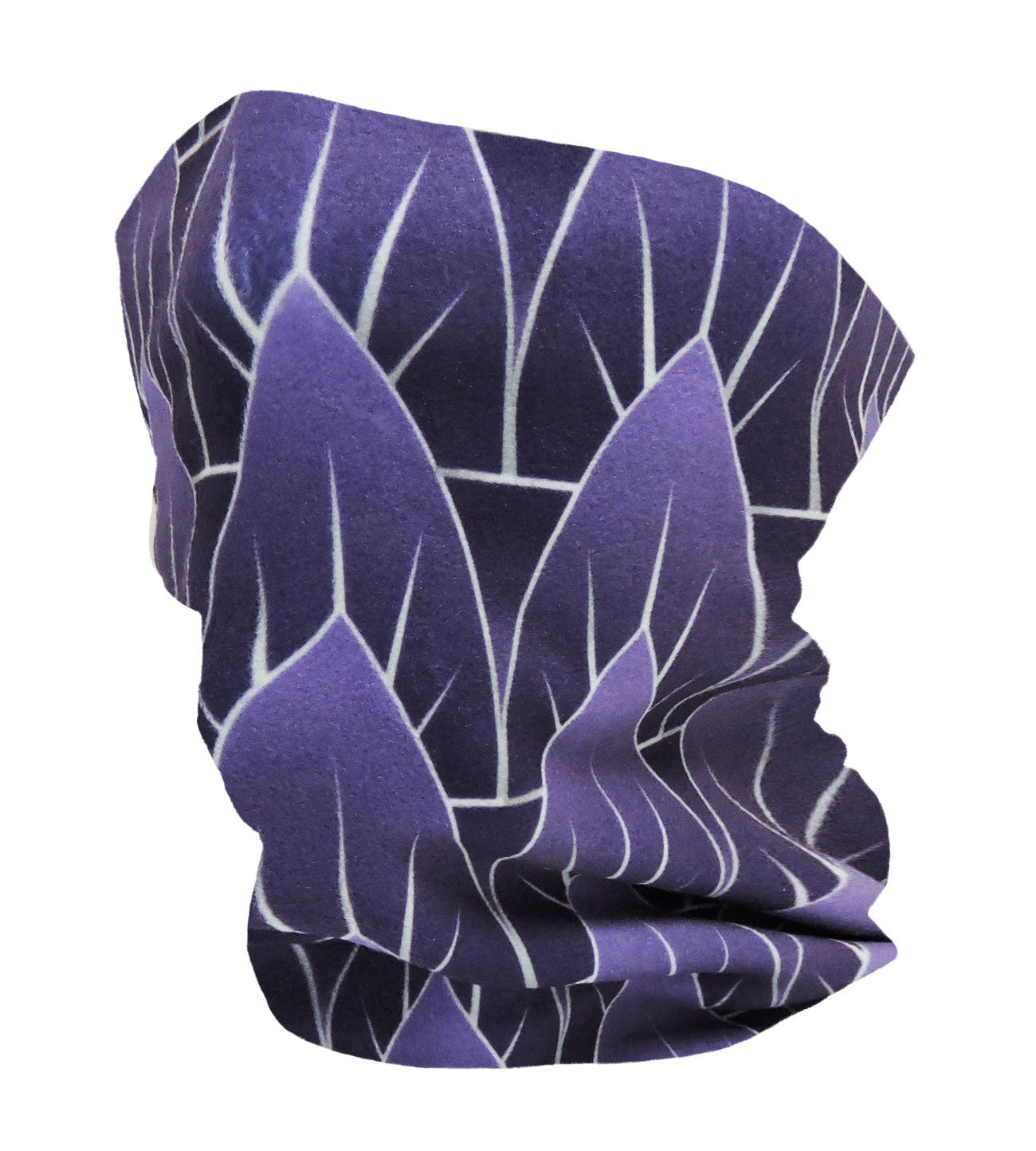 Deco Arches Grape Neckwarmer