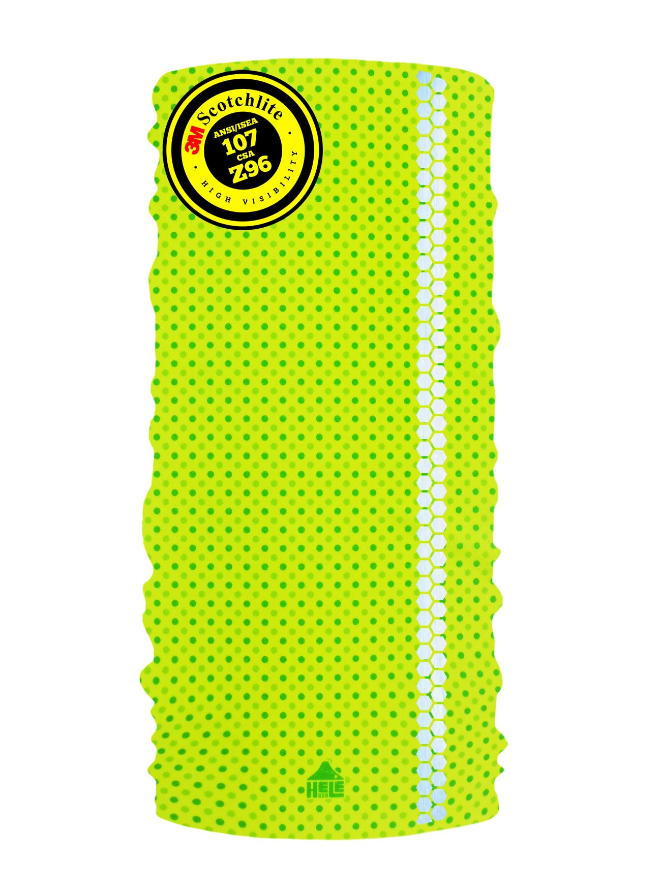 Lemon-Lime Polka Dot LavaTube™