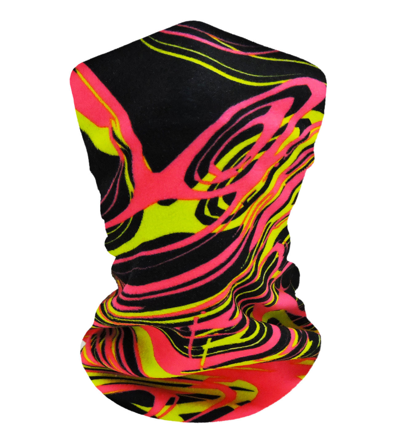 Marble Cake Strawberry-Lime Neckwarmer
