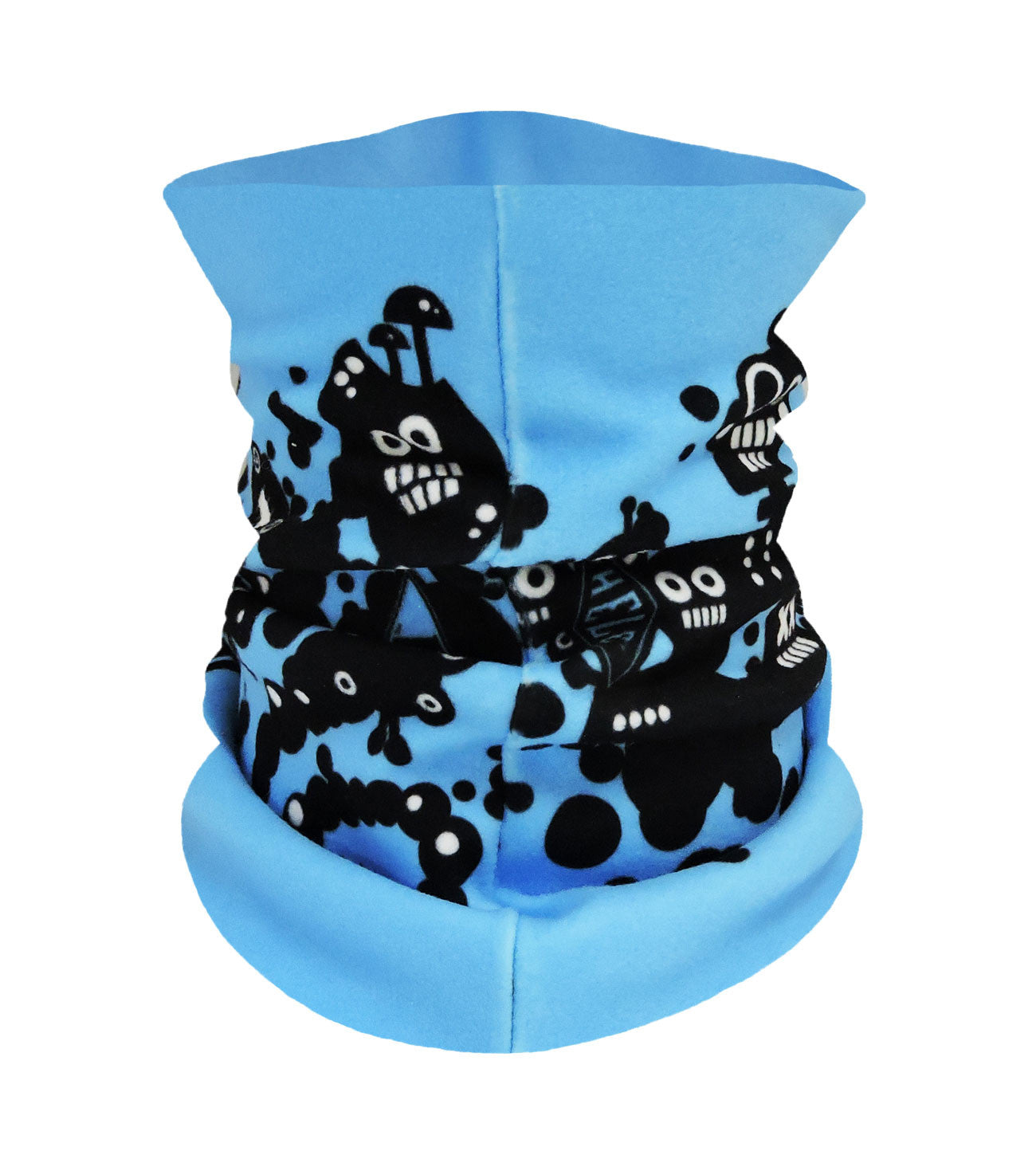 Mr Robotto Baby Blue Neckwarmer