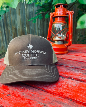 Classic Cap - Whiskey Morning Coffee