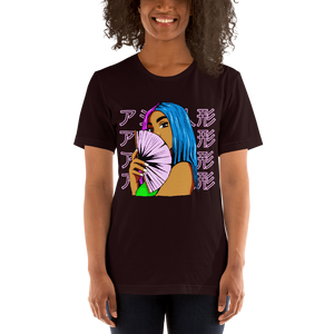 Assassin's Dual-haired Girl T-Shirt