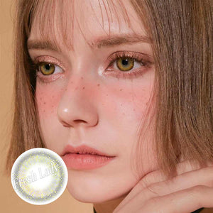 Freshlady Mermaid gray ME12 Colored Contact Lenses